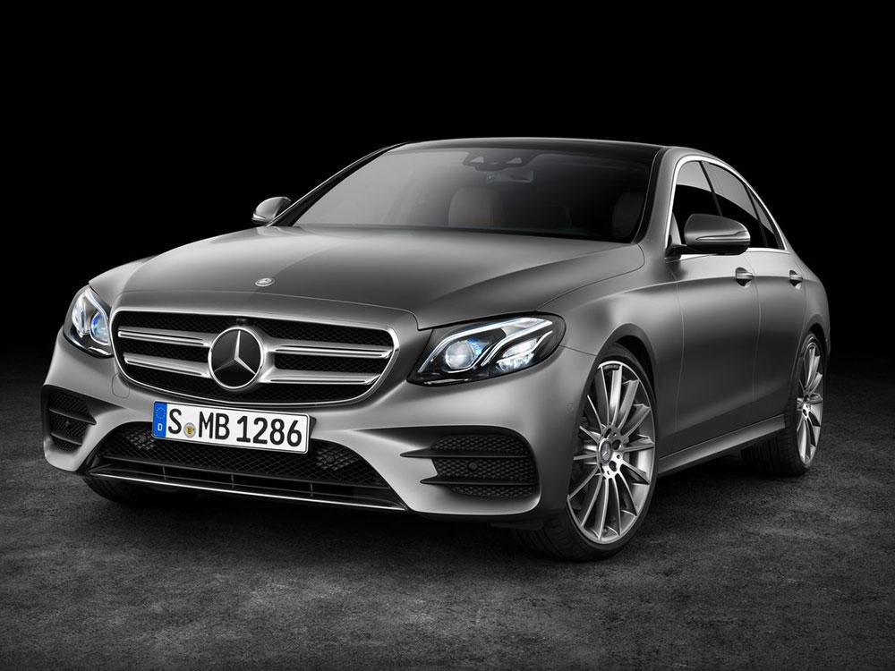 Mercedes E Klase