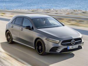 Mercedes Benz A klase