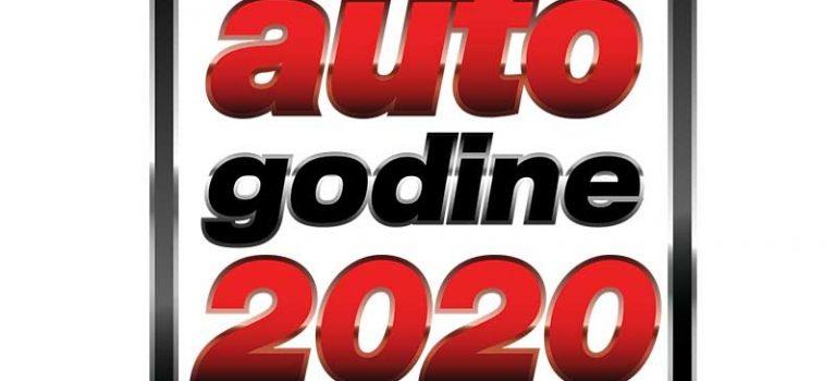 Auto godine 2020. je Toyota Corolla!